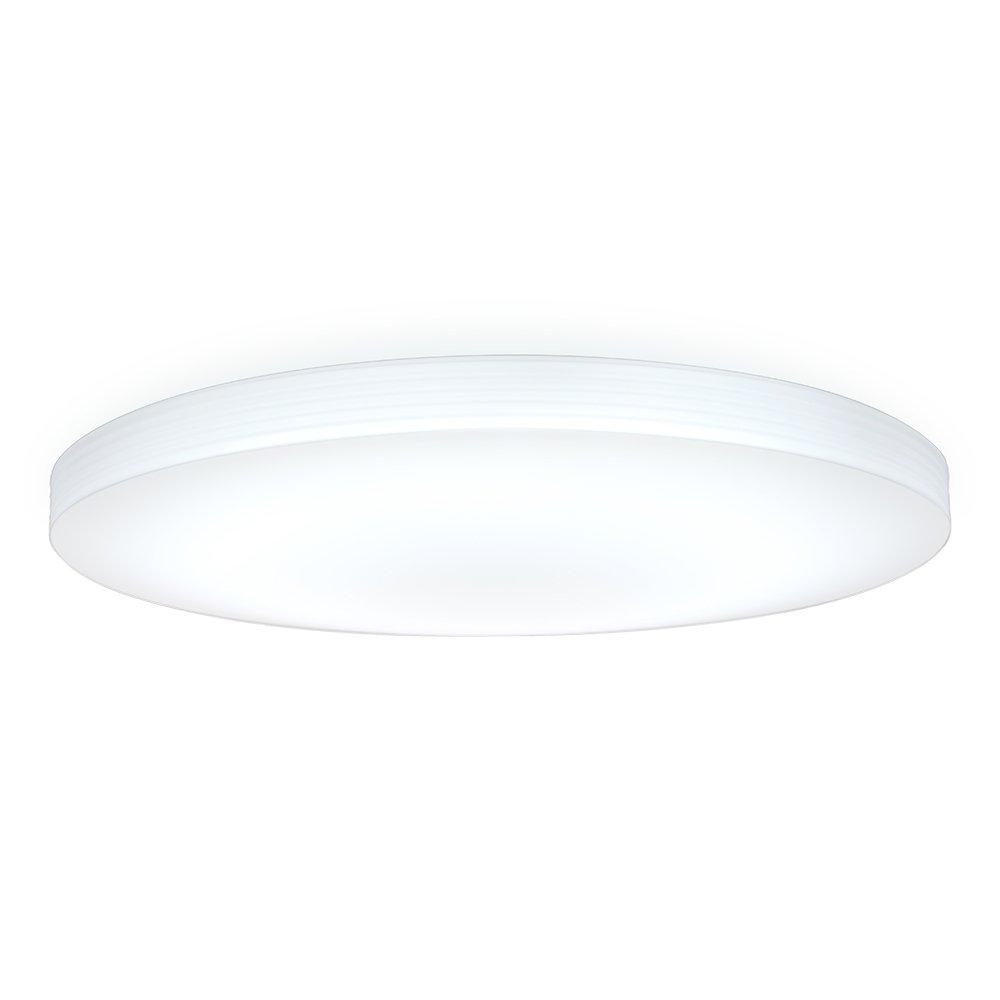 NEC LEDシーリングライト LIFELED'S 調光タイプ ~18畳 HLDZG1862 B013QP54FG 18畳|調光|トリム枠あり 調光 18畳