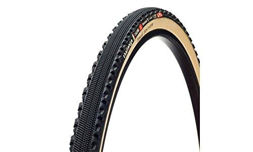 Challenge Chicane Team Edition Tire 320tpi Black/Tan (Team Tire)