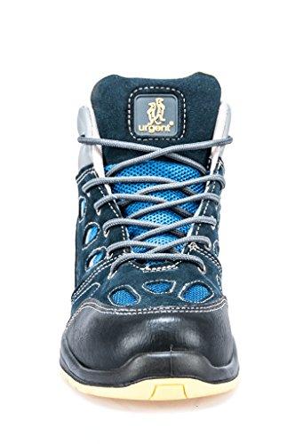 Arbeitsstiefel URGENT 104 S1 Schutzschuhe Arbeitsschuhe Stiefel Herrenschuhe Neu