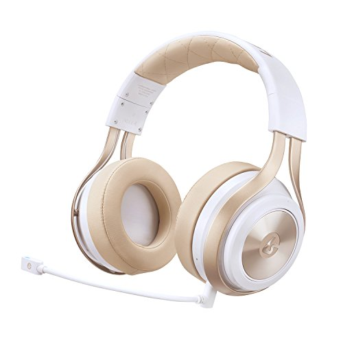 LucidSound LS30 - Wireless Universal Gaming Headset (White) - PS4, Xbox One, PC, Mobile ()