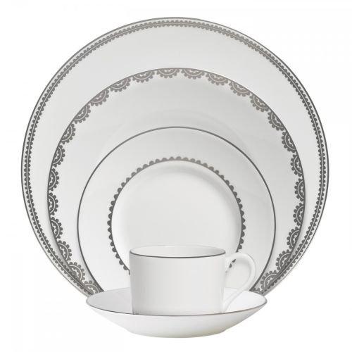 Vera Wang Wedgwood Vera Flirt 5-Piece Dinnerware Place Setting, Service for 1