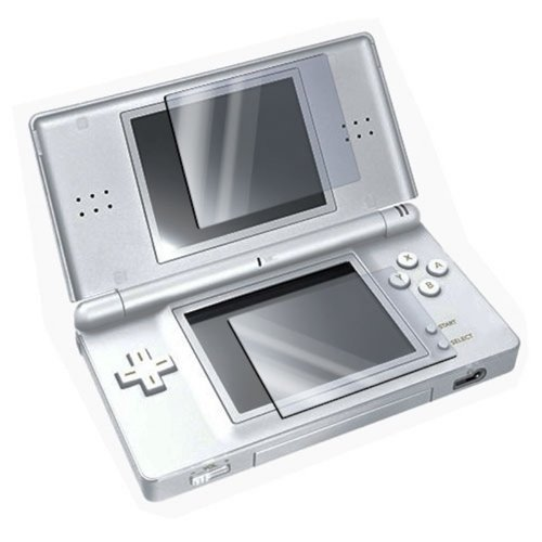 Nintendo DS Lite Screen Protector By Madness Gameware