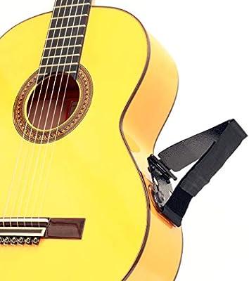 Tenor tpgs + profesional ergonómico elevador de resto de guitarra ...