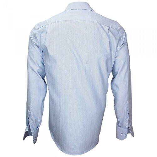 Armure Bleu Andrew Chemise Tissu Mc Saint Allister James gU0nxwIrUf