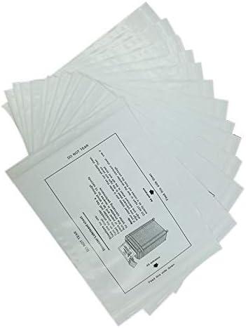Casinlog Lot de 12 feuilles de lubrifiant pour broyeur de papier portable