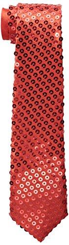 Jacobson Hat Company Men's Adult Sequin Necktie