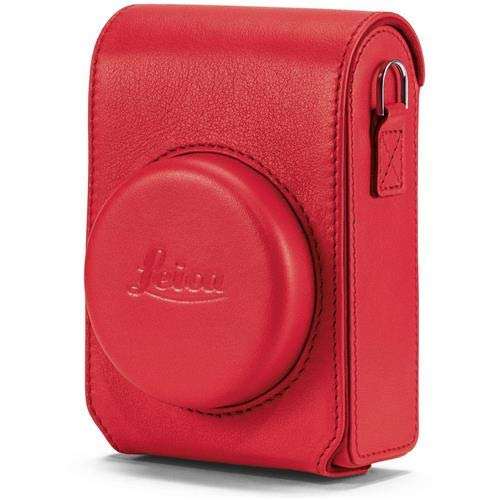 C-Lux Leather Case (Red) B07G4GTTXN