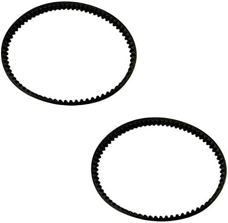 HASMX 2-Pack 1548 1550 Brush Belts for Bissell Proheat 2X ...