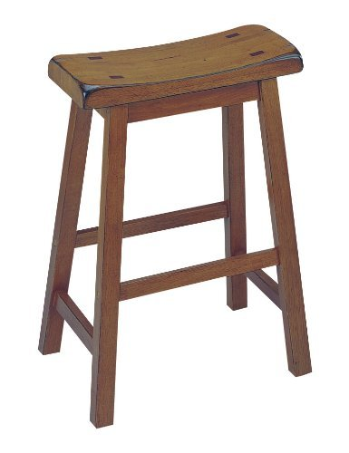 Acme Furniture 07304 Bar and Game Room Stool