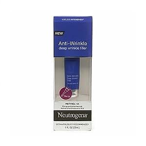 Neutrogena Ageless Intensives Anti-wrinkle Deep Wrinkle Filler, 1 Ounce