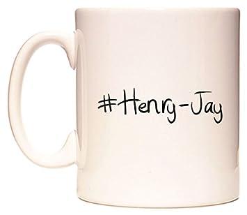 #Henry-Jay Taza por WeDoMugs