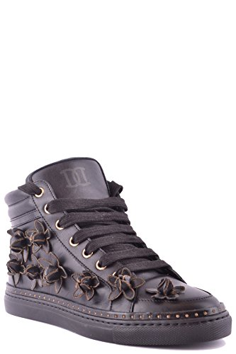 MCBI107107O Sneakers Hi DSQUARED2 Pelle Nero Donna Top qSAnCwI