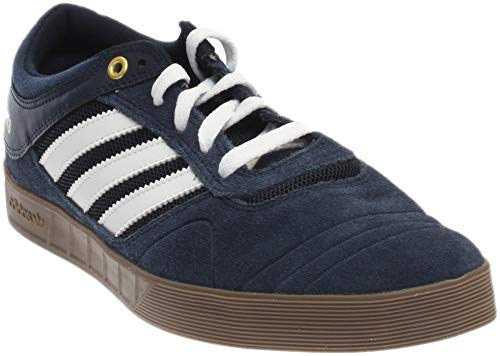 (adidas Mens Claremont ADV Skate Athletic Shoes Blue)