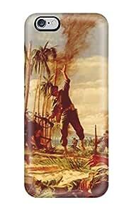 FKqiYro8555RHFjU CagleRaymondy Soldier Durable Iphone 6 Plus Tpu Flexible Soft Case