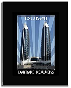 Photo of Damac Tower -Colour F04-M (A2)