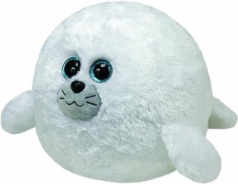 3e51aa45b3f Amazon.com  Ty Beanie Ballz - Seymour the Seal  Toys   Games