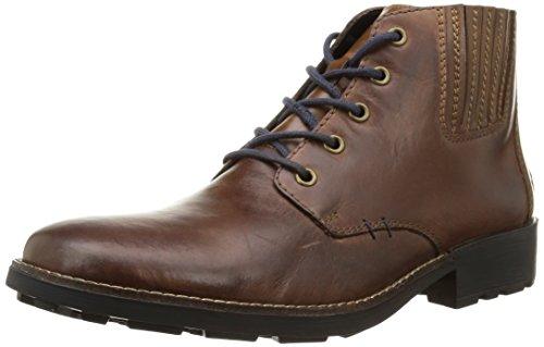Rieker36013-25 - zapatos derby hombre marrón - marrón