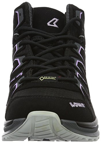 de Femme Basses Lowa Noir Chaussures Schwarz GTX Qc Lila Innox Evo 9945 Randonnée qOxn0r8XOw
