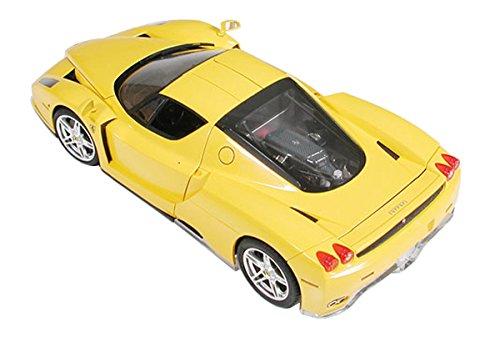 Tamiya Enzo Ferrari Yellow Version 1/24 (Car Enzo Ferrari)