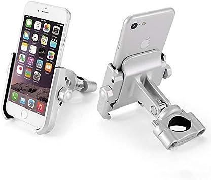 Soporte Móvil Teléfono Smartphone Universal para Moto Bici ...
