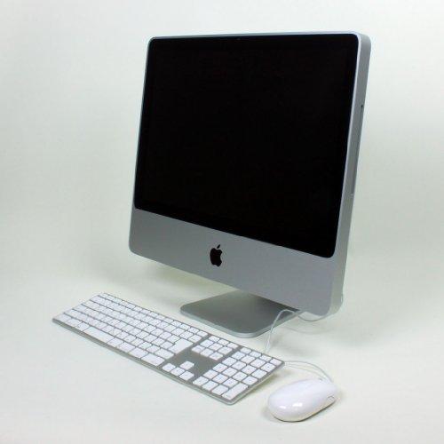 アップル、iMac MB324J A Core2Duo 2660MHz 20インチモニタ一体型デスクトップ、320GB、8倍速SuperDrive(296949)の商品画像