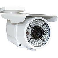 Amview 1.3MP CCD 1300TVL Vari-focal Surveillance Bullet Cctv Security Camera