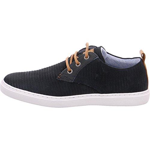 BULLBOXER 779k23939iudna - Zapatos de cordones para hombre negro