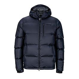 Marmot Guides Down Hoody Men's Winter Puffer Jacket, Fill Power 700