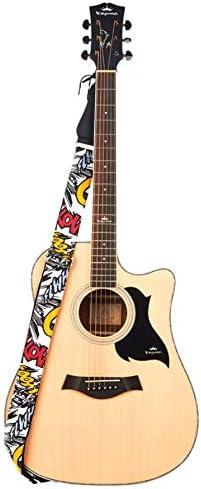 Vencetmat - Correa ajustable para guitarra, bajo, guitarra ...
