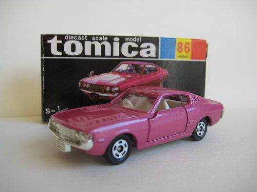 1/60 トヨタ セリカ LB 2000GT(パープル/黒箱) 「トミカ No.86」 30周年復刻版