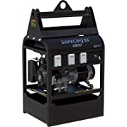 SafeCross Anti-Theft Portable Generator - 4800 Surge Watts, 4000 Rated Watts, Model# SAFECROSS 4800