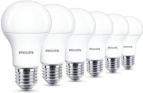 Led Lampen E27 : Philips led lampe 11 w ersetzt 75 w e27 warmweiß 2700k 1055