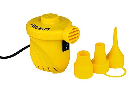 Fast Fill Electric Air Pump - AIRHEAD Air Pump, 12v