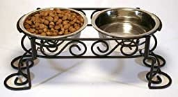 Ethical Products Stainless Steel Double Diner Scroll Works Design 1 Quart