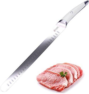 Amazon.com: TUO CUTLERY - Cuchillo de cocina (12 unidades ...