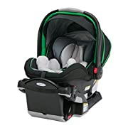 Graco SnugRide Click Connect 40 Infant Car Seat, Fern
