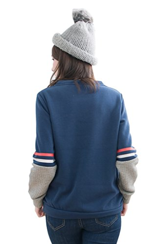 bearsland - Camisas - para mujer Azul