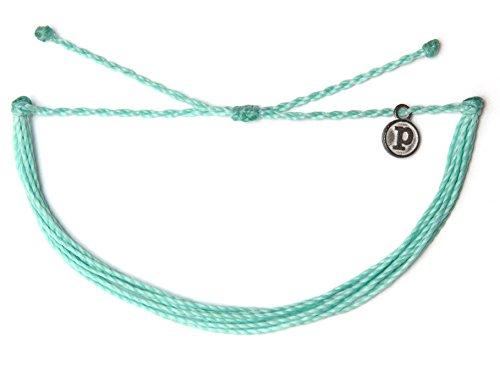Pura Vida Bracelets Women's Solid Seafoam