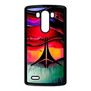 LG G3 Phone Case Online Game Mass Effect Abstract Pattern K6193