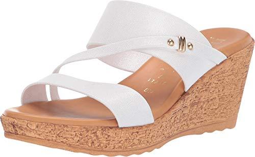 ITALIAN Shoemakers Women's Adriane White 8.5 M US
