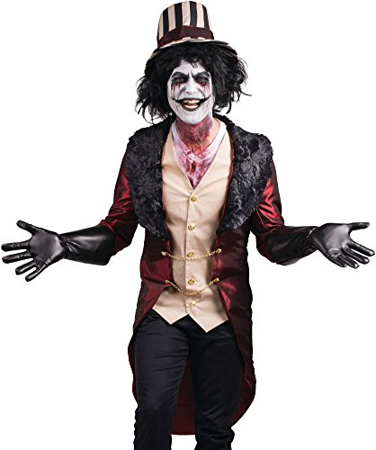 Mad House Ring Master Adult Costume - XX-Large ()