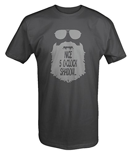 Price comparison product image Stealth - Nice 5 O Clock Shadow Beard Sunglasses Bro T shirt - 5XL