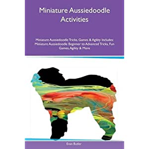 Miniature Aussiedoodle Activities Miniature Aussiedoodle Tricks, Games & Agility Includes: Miniature Aussiedoodle Beginner to Advanced Tricks, Fun Games, Agility & More 18