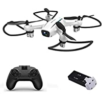 Cellstar RC Helicopter Drone H816H with Altitude Hold and A Key 3D Rolling 2.4 Ghz 6-Axis Anti-impact Gyro Quadcopter for Kids or Beginners