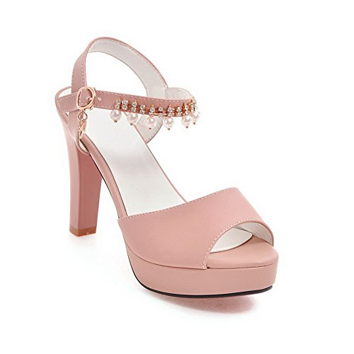 AdeeSu Ballerine AdeeSu Pink Donna Ballerine Donna AdeeSu Pink Ballerine RB6qwdBT