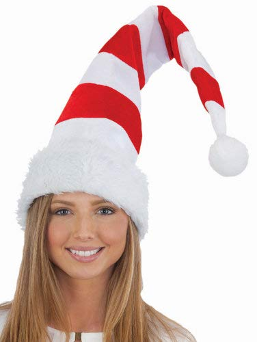 4caf1c7965b9c Amazon.com  Jacobson Hat Company Women s Light-Up Elf Hat  Health ...