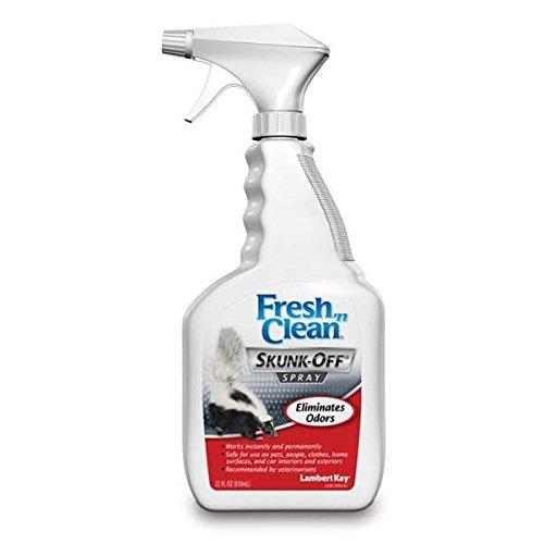 Lambert Kay Fresh 'n Clean Skunk Off Spray Odor Remover, ...