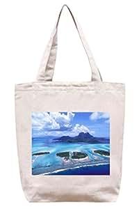 Isla–Algodón Canvas Tote Bag