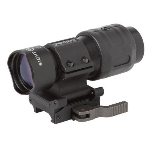 Sightmark 3xTactical Magnifier Slide to Side