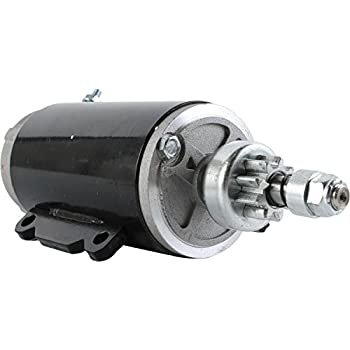 db electrical sab0062 johnson omc marine outboard starter for 80 85 90 100  112 115 120 125 130 135 140, 385529, 386465, 389380, 389954, 391554,